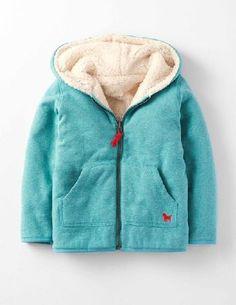 Mini Boden Reversible Shaggy Zip-through Arctic Marl Girls Deep pockets are a must for outdoor adventures - where else can you keep your treasures? So with its roomy kangaroo-style pouch, our cosy hoody is the perfect companion. Its even fully reversible with http://www.MightGet.com/january-2017-13/mini-boden-reversible-shaggy-zip-through-arctic-marl-girls.asp