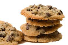 Crisp Chocolate Chip Cookies Recipe - CHOW