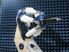 BREVA Hexapod with C axis for SATIMO