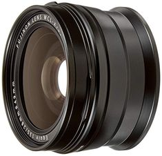 NEW Fujifilm II Wide Conversion Lens for (Black) for sale online Fuji X100, Wide Angle, Beats Headphones, Fujifilm, Binoculars, Conversation, Lenses, Rings For Men, Ebay