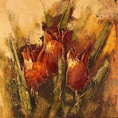 Bloemen Oranje