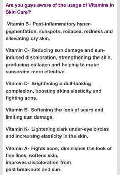 Vitamins for skin Beauty Tips For Skin, Beauty Make Up, Beauty Secrets, Diy Beauty, Beauty Skin, Health And Beauty, Beauty Hacks, Beauty Stuff, Hair Remedies