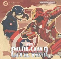 Marvel's Captain America Civil War: Library Edition