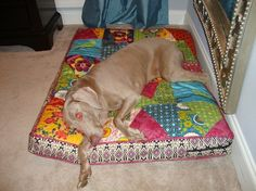 Amh Quilted Patchwork Dog Bed Dog Bed Pet Beds Bed