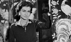 riouser & Q-riouser: Style Inspiration: Coco Chanel