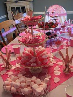 Pinkalicious birthday bash