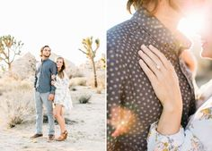 Joshua Tree Engagement Pictures2