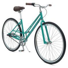 Critical Cycles Mixte Frame Three-Speed Urban Coaster Bike