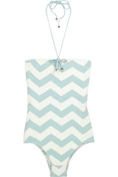 chevron swimsuit
