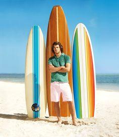 Men's Summer Beach Classic / white shorts + polo by Ralph Lauren Teen Guy Fashion, Preppy Mens Fashion, Men Fashion, Ralph Lauren Brands, Polo Ralph Lauren, Teen Guy Style, Preppy Boys, Preppy Style, Men's Style