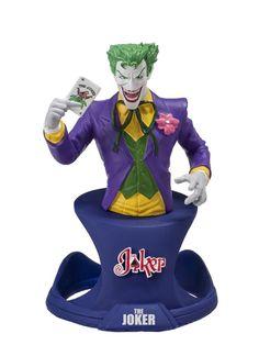 DC Comics The Joker Resin Paperweight Figure #Monogram