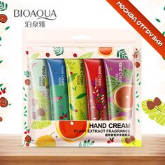 5 pcs/lot BIOAQUA Plant flavor Hand Cream Set Moisturizing Hydra Moisturizing Nourishing Anti-chapping Whitening skin care set // // Price: $US $5.09 & FREE Shipping // // Buy Now >>>https://www.mrtodaydeal.com/products/5-pcslot-bioaqua-plant-flavor-hand-cream-set-moisturizing-hydra-moisturizing-nourishing-anti-chapping-whitening-skin-care-set/ #Mr_Today_Deal