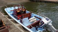 1961 Boston Whaler Restored To Perfect Perfection! | Classic Boats ...