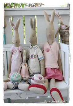 maileg bunnies