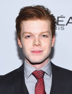 Actor Cameron Monaghan attends Vanity Fair and L'Oreal Paris Toast to Young Hollywood hosted by Dakota Johnson and Krista Smith at Delilah on February 21, 2017 in West Hollywood, California.