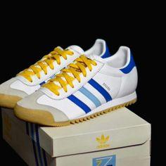 Adidas Zissou Rom platform  100 pair ltd run