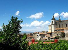 San Martino al Cimino, Viterbo Lazio Italy
