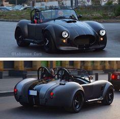 Shelby Cobra | Matte Black