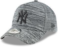 NY Yankees New Era Engineered Fit A-Frame Trucker Cap – lovemycap 93d522ba8d1