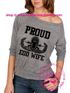 i am very stubborn and will not get any EOD wife stuff until we are actually married. i can't wait!