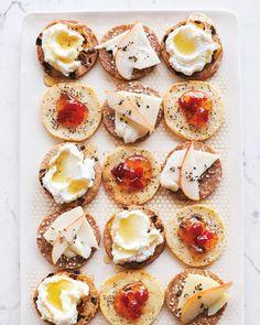 Blue Cheese and Walnut Spread Recipe | Martha Stewart