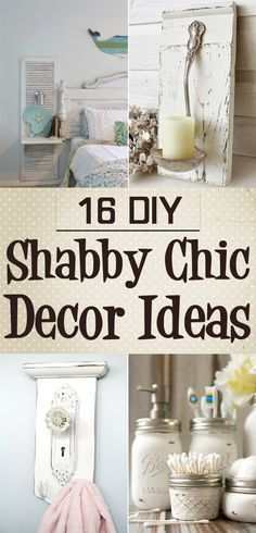 30 cool shabby chic bedroom decorating ideas shabbychic Shabby Chic Bedroom Furniture Sheek Furniture