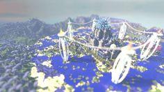 Winter's Sun Palace Minecraft Project