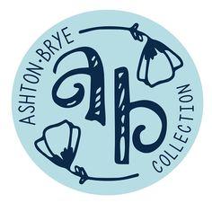 $1 Ashton Brye™  Blue Promotional Decal & Free Shipping