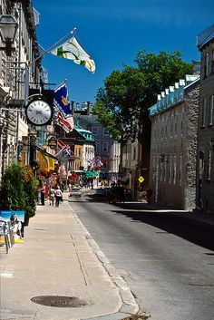 How to get Canada permanent residence permit. Old Quebec, Montreal Quebec, Quebec City, O Canada, Canada Travel, Great Places, Beautiful Places, Places To Visit, Ottawa