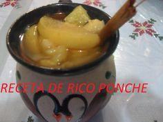RECETA DE RICO PONCHE ( LOS ANGELES COCINAN )