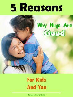 5 Great reasons to hug your kids more   Rookie Parenting http://www.rookieparenting.com/hugging-child-good-development-emotion-regulation/