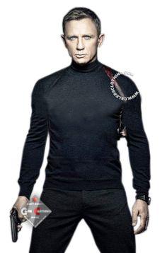 james bond sweater