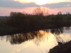 kevät ilta