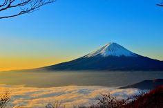 #clouds #dawn #dusk #fog #hd wallpaper #japan #landscape #mist #mount fuji #mountain #nature #scenic #sky #sunrise #sunset