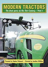 We also have the second part! Modern Tractors : The First Years of the 21st Century / presented by Stephen Richmond ; narrated by Jonathan Whitlam. Toledo campus. Call number: MEDIA TL 233.6 .M63 2010.