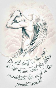 Angel Tattoos In Memory Of Mom Tattoo ideen Heaven Tattoos, Mom Tattoos, Future Tattoos, Body Art Tattoos, Sleeve Tattoos, Tattoos For Women, Tattoos For Guys, Angel Tattoo For Women, Tattoos Skull