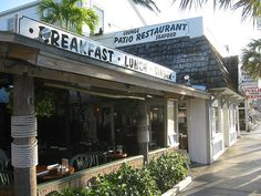 Two Friends Patio Restaurant, Key West, Florida, LOVE THIS PLACE!!! Ate here several times with my sister :)