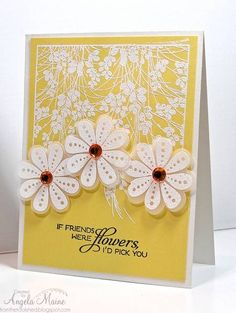 FS287 If Friends were Flowers by Arizona Maine - Cards and Paper Crafts at Splitcoaststampers