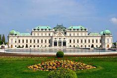 Palacio Belvedere – Viena   Las Mil Millas