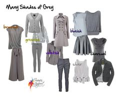 """Shades of Grey"" by imogenl ❤ liked on Polyvore featuring Chinti and Parker, Helmut Lang, Phase Eight, H&M, James Perse, Vince, Vivienne Westwood Anglomania, Darling, SELECTED and Opening Ceremony"