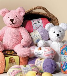 Softee Bear project at Joann.com