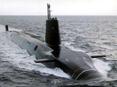 Skychaser★ :: 세계의 핵잠수함 투어 프로젝트 4. 뱅가드급 핵잠수함(영국)
