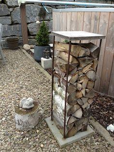 Cool: 2 Steinplatten & ein bißchen Eisen... :-)