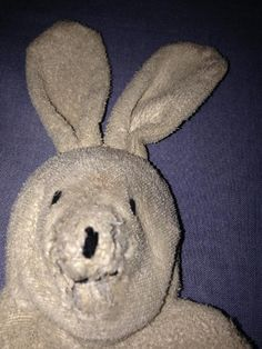 Lost on 12 Jul. 2016 @ Bridlington. My little boy has lost his much loved cuddly bunny comforter and is really upset. Dropped somewhere between the car park and pirate ship. It looks a bit like a rag now as my son has taken him every... Visit: https://whiteboomerang.com/lostteddy/msg/3gdawr (Posted by Rhona on 18 Jul. 2016)