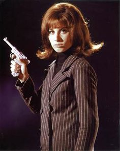 Stephanie Powers from Man From Uncle