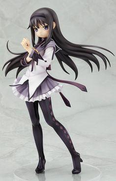 Homura Akemi 1/8 Scale Puella Magi Madoka Magica Figure