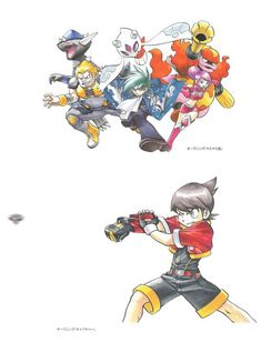 Pokemon, Digimon Cosplay, Catch Em All, Adventure, Oras, Artwork, Fictional Characters, Collection, Drawings