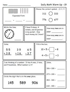 Printables Common Core Math Worksheets For 2nd Grade money common cores and quizes on pinterest 2nd grade core math spiral review