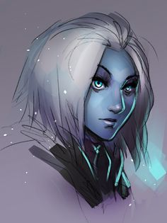 """Often when we guess at other's motives, we reveal only our own."" Queen of the Reef, Kell of the Fallen House of Wolves (still playing too much Destiny. This character and especially this one quote have been stuck in my mind a lot, and not because she bears some… similarities to our own Captain Madison Vrax.)"