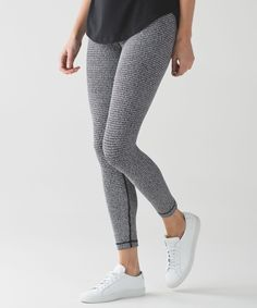 These high-rise, 7/8-length pants were designed to take you from Hatha to happy hour.